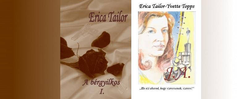 Erica Tailor konyvek