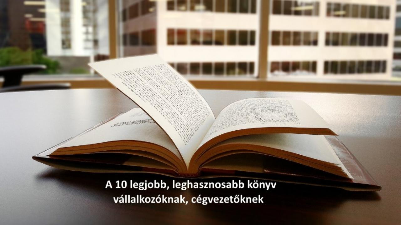 legjobb könyvek a kereskedelemről)