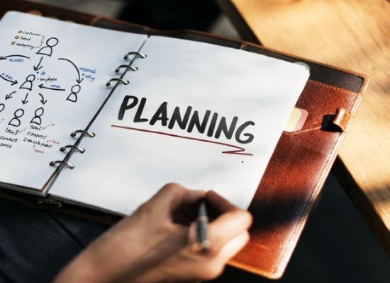 A sikeres emberek terveznek