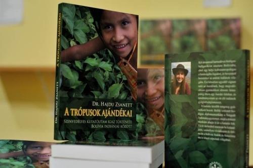A trópusok ajándékai könyv