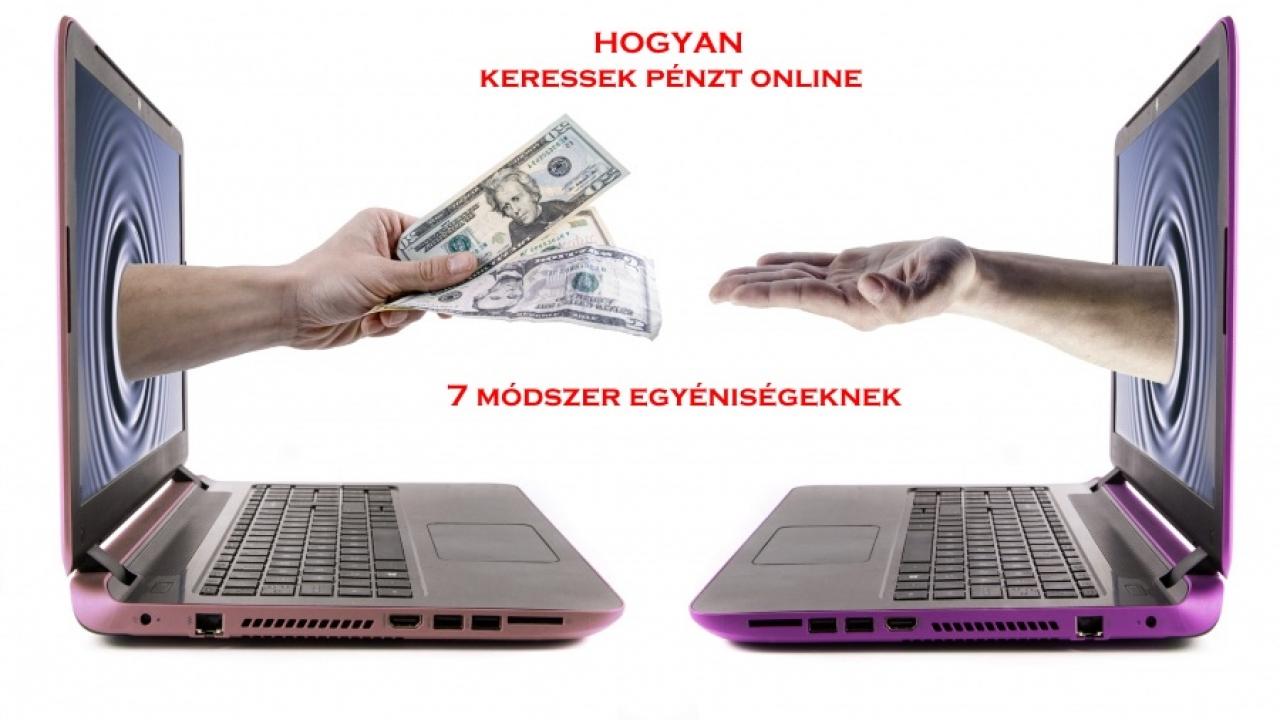 Tech: Öt dolog, amivel tényleg lehet pénzt keresni a neten | budapestapartment.co.hu