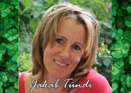 Jakab Tündi, a Tudatos élet a gyakorlatban megalkotója