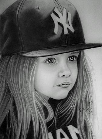 Maria Madarasz kislány rajz