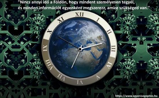 Nincs annyi idő a Földön