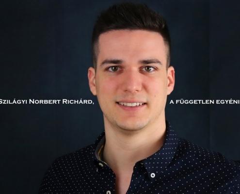 Szilagyi Norbert Richard, a fuggetlen egyeniseg