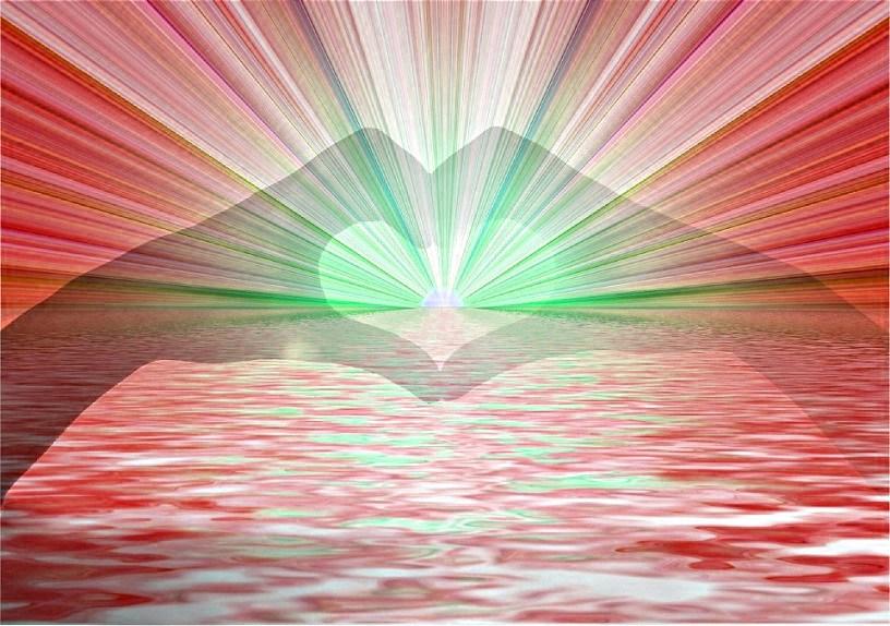 Szívenergia - a teremtőerő alkalmazása életünkben