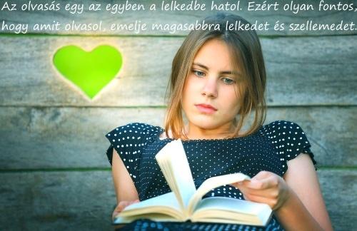 Vonzás fókusz - Az olvasás és a könyvek szerepe