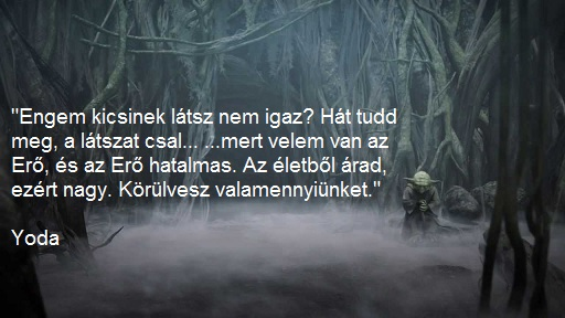 Yoda és az Erő